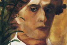 Marc Chagall / by Bonna Shook