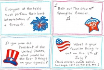 Celebrations: Patriotic / by Shandra Mueller