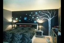 Bedroom  / by Jennifer Swindle