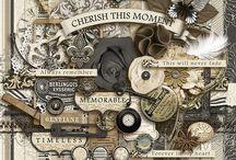 Scrapyrus Stuffs I Love / by Gloria Angeline