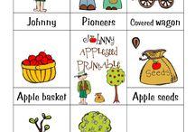 johnny appleseed / by Shannon Oatsvall Konz