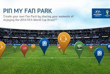 Hyundai FIFA 2014 / by HyundaiIndia