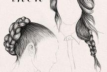 Hair and makeup / by Jazmyn Winegar