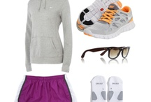 workout style / by Gay Slone