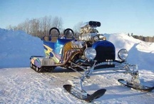 Cool Snowmobile Pics / by GearUp2Go