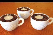 Cups of Tea & Coffee Charm / by Carri Hawkins