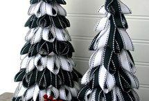 decoracion de navidad / by Kreaciones Krysia Misa