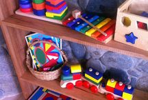 Toys for Children / by Bianca Cortez