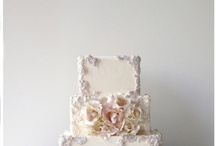 Wedding Cake / Time for Cake! / by Andrea Eppolito Weddings & Events