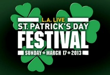 St. Patrick's Day in Los Angeles / Everyone's Irish on March 17 in Los Angeles. / by Los Angeles