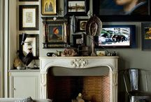 art walls / by Colleen Townend