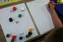 1st Grade Math Stations / by Korryn Phillips