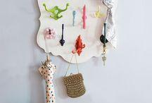 Grand kids room ideas / by Dan Peery