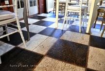 Flooring Treatments / by Kelly Lamb