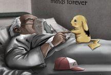 Pokemon  / by Zeynep Guven