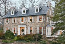 Gorgeous Homes / by Deb Stanwix