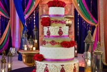 Wedding Cake Red / by Satin Ice
