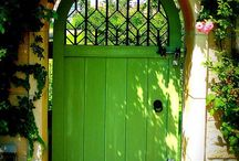 Doors And Gates / by Becky Dulin