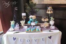 ~ Dessert Tables ~ / Fabulous dessert tables... inspiration & ideas! / by Jodie Valenti