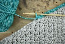 Crochet/knitting / by Rachel Reinhardt