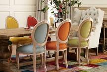 Dining Room Ideas / by Blue  Creek Home Rhonda