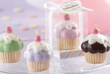 Cupcake Favors / by HerBabyShower