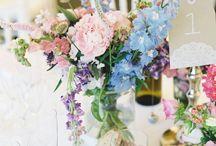 wedding flowers / by Kati Ritz