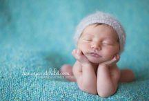 Newborn pics / by Austin Hooper
