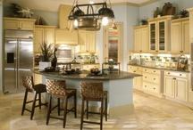 kitchens / by Leslie Boyette