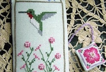 cross stitch / by Teresa Benne