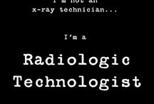 X-ray technologist / by Jessica Ennis