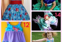 Princess stuff / by Shannon, WDW Prep School