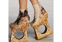 Crazy Outrageous (& sometimes Ugly) Shoes / by Michele (Shelly- Shell)