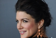 CAN I PLEASE BE GINA CARANO / by amanda gibbs