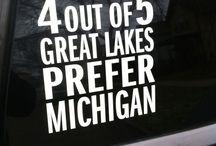 Michigan / by Sandra Renfrow
