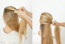Hair just hair / by Breezy Burke-Eastin