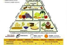 Veggies and Fruit / Healthful foods / by Kelly Stamper