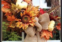 Thanksgiving/Fall ideas / by Christine Lee