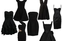 "LBD.. Searching the world over 4 the Perfect ""Little Black Dress"" / by Stephanie Schmidt"