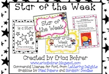 Star Of The Week / by Darlene Sabelhaus