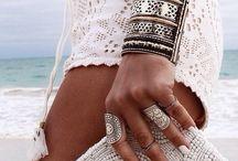 B O H O. C H I C / Summer, beach, bohemian, chic looks / by Swimwear World - Designer Swimwear