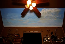 Decorative Finishes - Cabinets, Mantels... / by Vallie Duncan