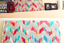 DIY Home Decor / by Krystal Becker