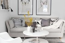 Salon - Living room / by Hélène Mafeerie
