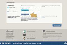 Tutoriais / Tutoriais em Video para melhor aproveitar as ferramentas da Benchmark Email / by Benchmark Brasil