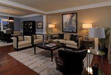 living room / by Julie Murphy
