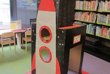 Preschool Summer Theme: Space / by Erin Grant