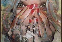Art inspiration / by Bria Luu