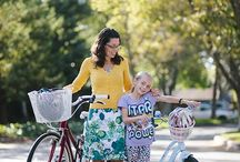 Momentum Families / Traveling together by bike. / by Momentum Mag