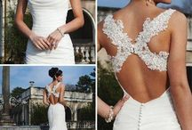 Wedding dress ideas / by Sarah Eldred